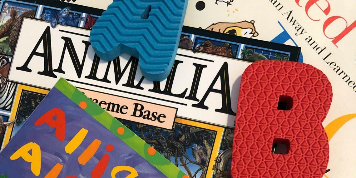 Alphabet Book cover photo