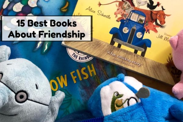 15 Best Books About Friendship- Cover photo
