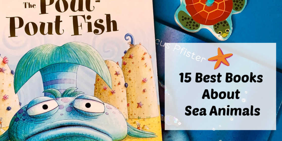15 Best Books About Sea Animals