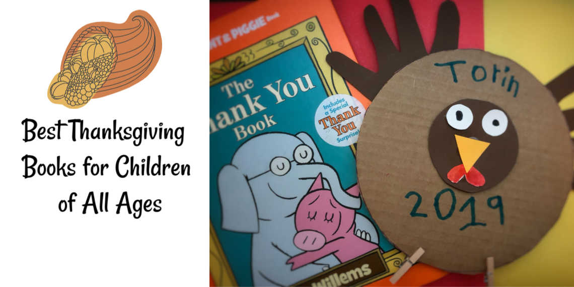 Best Thanksgiving Books